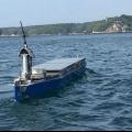 Безпілотна човен на сонячних батареях перетинає атлантичний океан