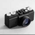 Дизайнер надрукував плівковий 35-мм фотоапарат на 3d-принтері