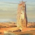 Французькі архітектори розробили проект міста-вежі для пустелі цукру