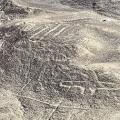 Піщана буря оголила нові геогліфи в пустелі наска