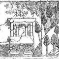 Сади і парки в стародавньому єгипті