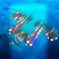 Створена швидкісна «підводний човен» розміром з молекулу