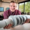 Турбіна на вуглекислому газі: енергії вистачить на невелике місто