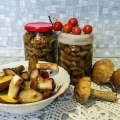 Заготівля грибів на зиму рецепти