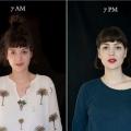 «7 Ранку - 7 вечора»: як по-різному виглядає людина