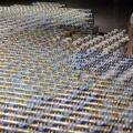 Інсталяція «baby milk» китайського художника ай вейвея в гонконзі (5 фото)
