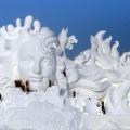 Як в китаї готуються до харбінського міжнародного фестивалю льоду і снігу
