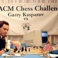 Як вперше комп`ютер переміг чемпіона по шаxматам 20 років тому