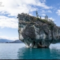 Мармурові печери озера буенос-айрес (15 фото)