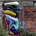 Перформанс bodies in urban spaces в порту (10 фото + відео)