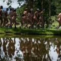 Перша бразильська «олімпіада» серед нудистів (4 фото)