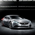 Peugeot exalt: ще один из будущего (22 фото + hd-відео)