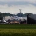 Наслідки вибуху на заводі добрив в техасі (10 фото)