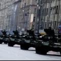 Репетиція параду перемоги на красній площі (14 фото)