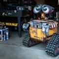 Робот wall-e в натуральну величину (фото + hd-відео)