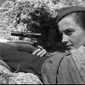 Радянські жінки-снайпери: «ми косили гітлерівців, як зріле зерно»
