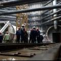 Будівництво станції метро «ходинському полі» (9 фото)