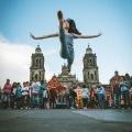 Танцюристи на вулицях мексики і куби в об`єктиві фотографа omar robles