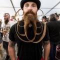 Запаморочливі портрети учасників чемпіонату бороди і вусів 2015