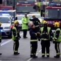 У лондоні відбулася авіакатастрофа (7 фото + відео)