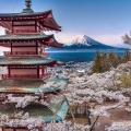 Мальовнича японія в фотографіях, які більше схожі на акварелі