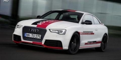 Audi rs5 tdi: спорткар з електронаддувом (11 фото)