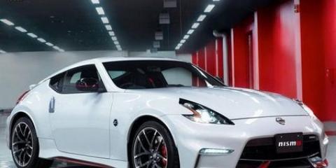 Nissan 370z в новій спортивній обробці (18 фото)